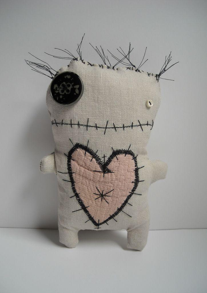 Voodoo Fifine | everything | Pinterest | Puppen, Nähen und Basteln