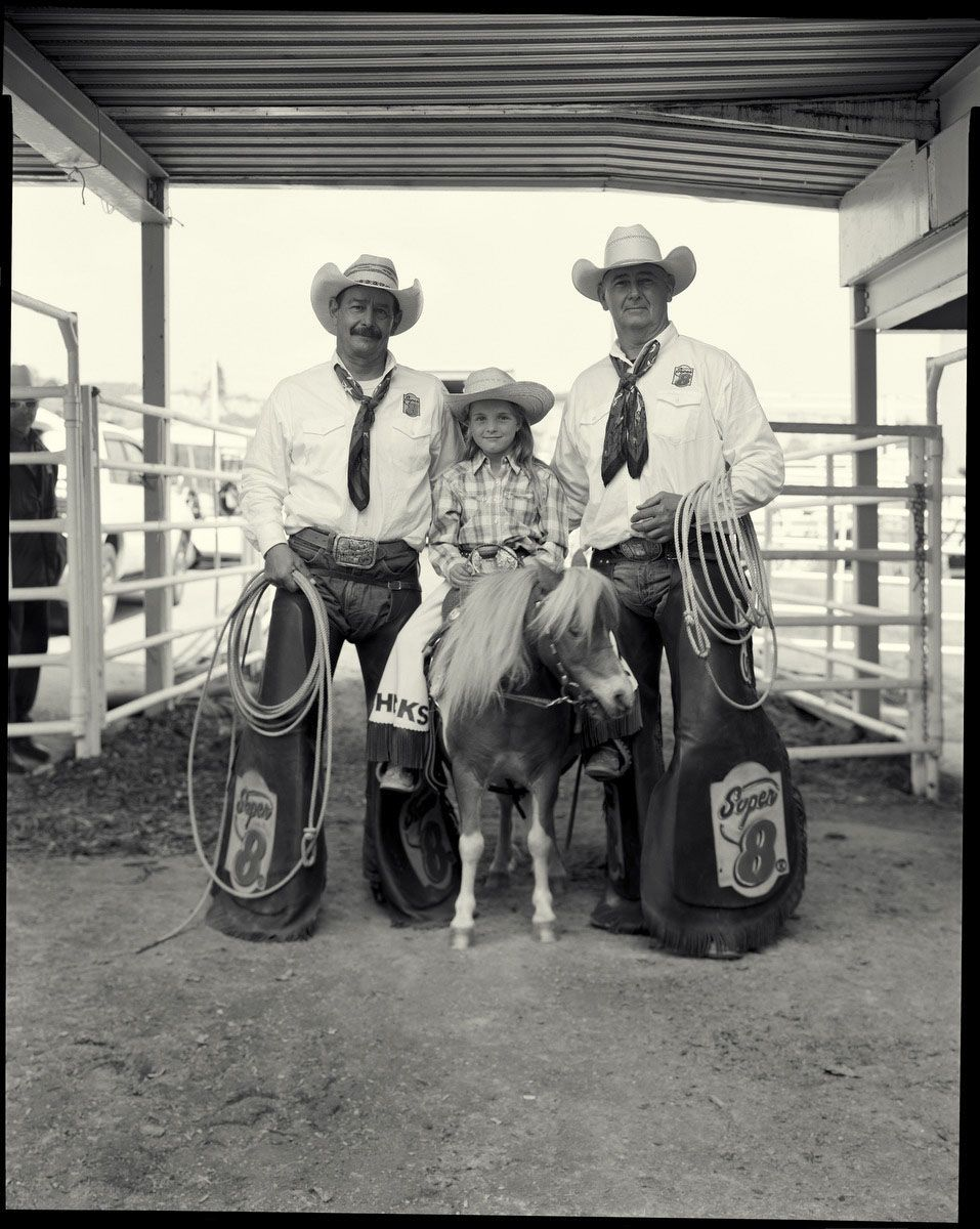 Portrait-perfect vintage Stampede - The Globe and Mail