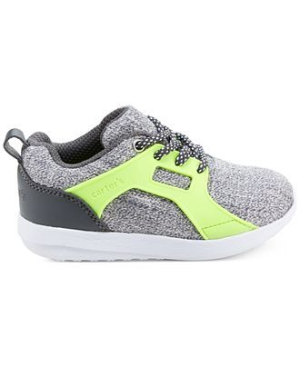Carter S Avant Athletic Sneakers Toddler Boys 4 5 10 5 Little Boys 11 3 Shoes Kids Baby Macy S Zapatos Ninos