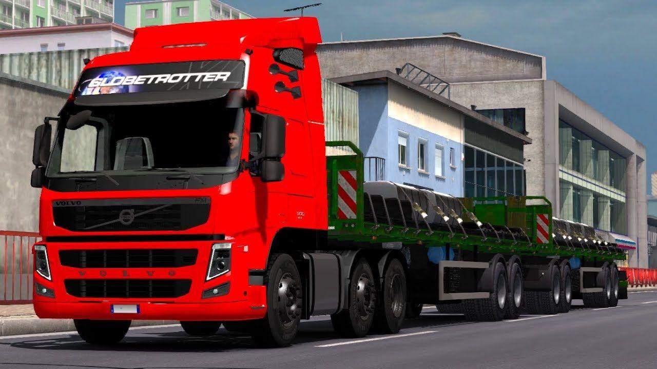 1 30 Euro Truck Simulator 2 Volvo Fm Classic Au44 Edit