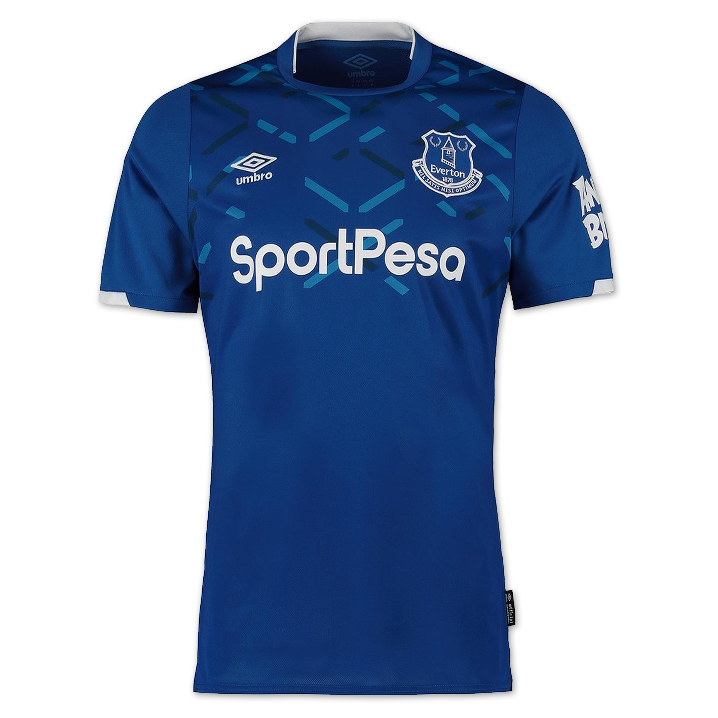 Official Everton Away Socks 2018 19 Kids Umbro