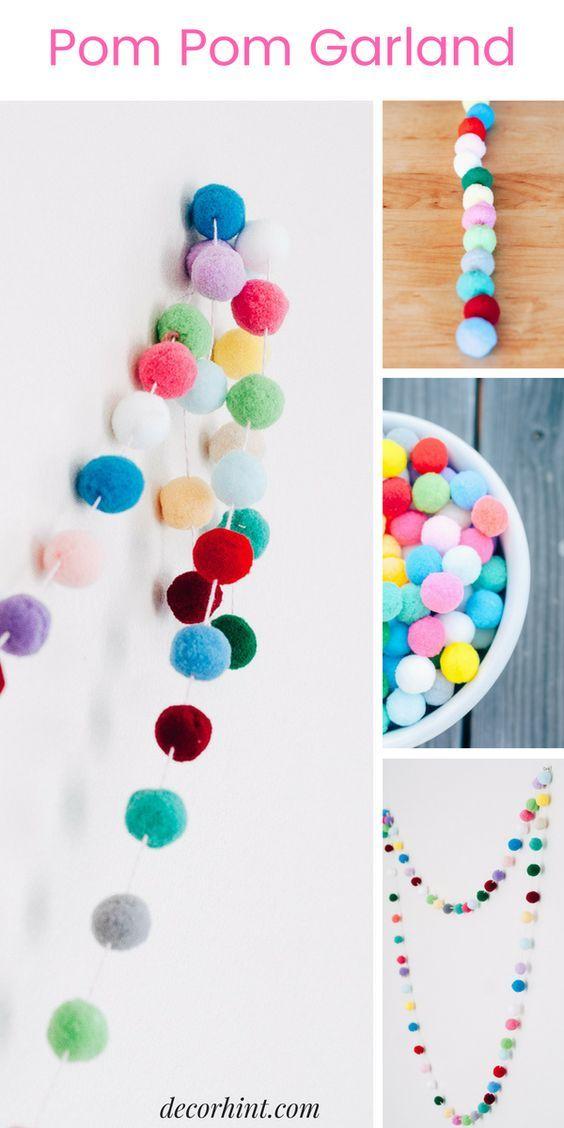 DIY and Craft Ideas #christmasroomdecorforteens