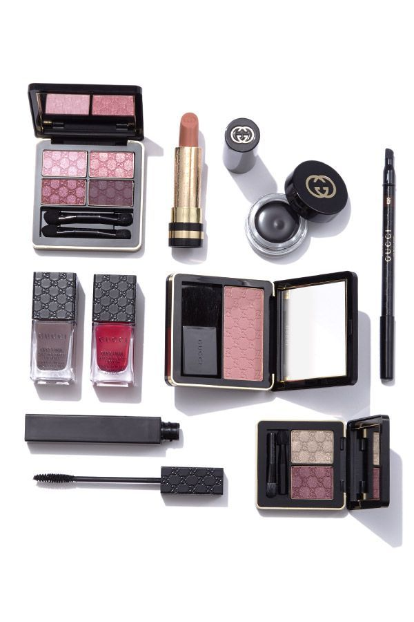 a8b3f50a76825c We swoon for Saks Fifth Avenue! Look at this stunning Gucci beauty  collection!