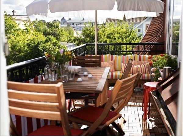 14 Gartenmöbel Ideen von Ikea - den Patio schön und günstig