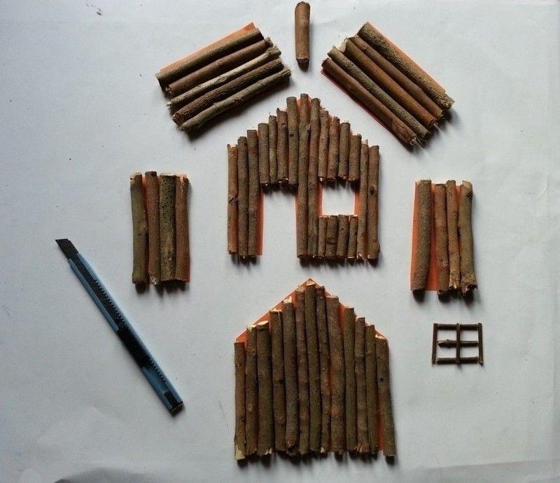 Photo of DIY Miniaturkabine