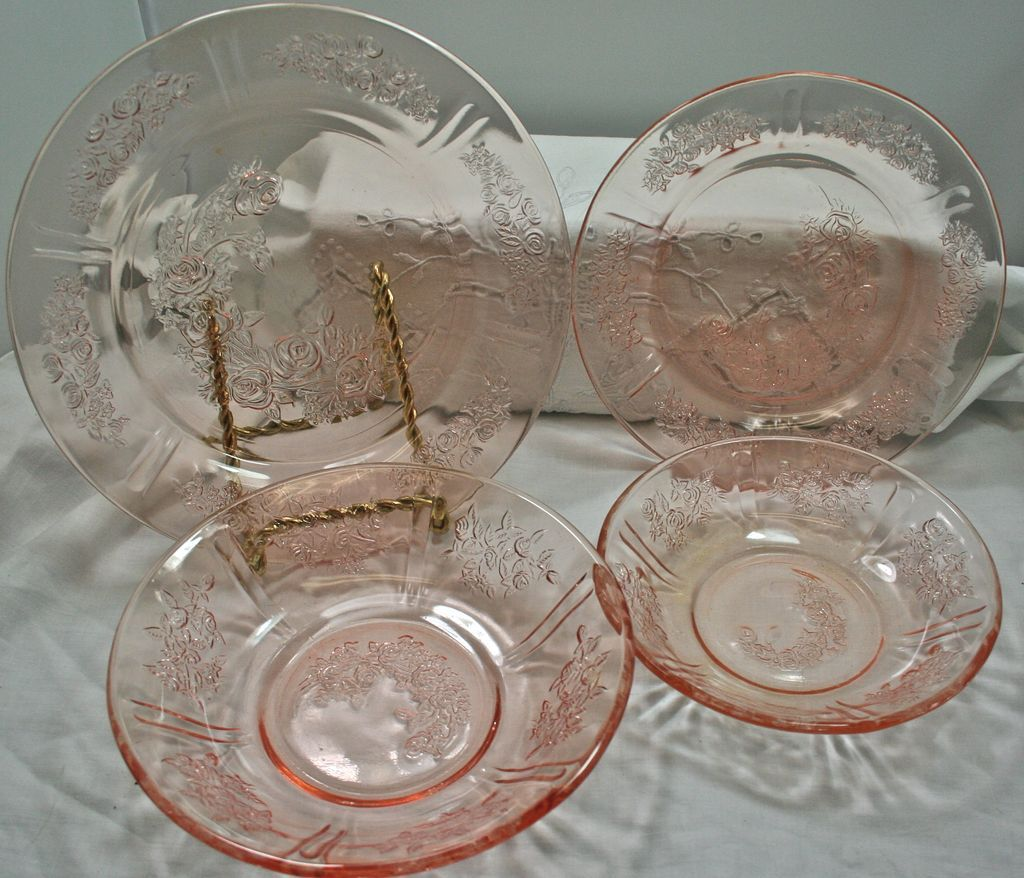 Amber Depression Glass Patterns Best Decorating