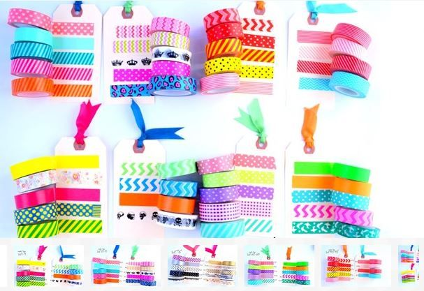 Washi Tape Only $1.98!!