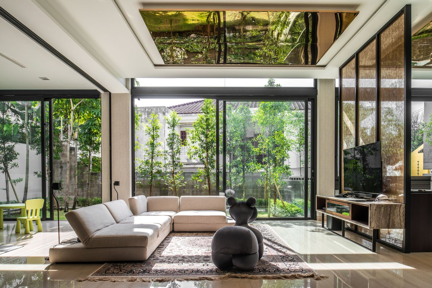 Gallery Of C House Design Collective Architect 7 House Design Contemporary Interior Design Contemporary Interior