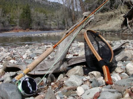 Dreaming of a Bamboo Fly fishing Rod