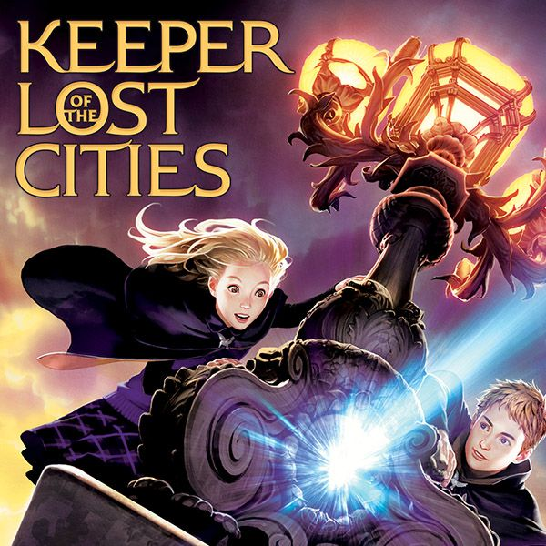 In KEEPERS OF THE LOST CITIES, the riveting middle-grade ...