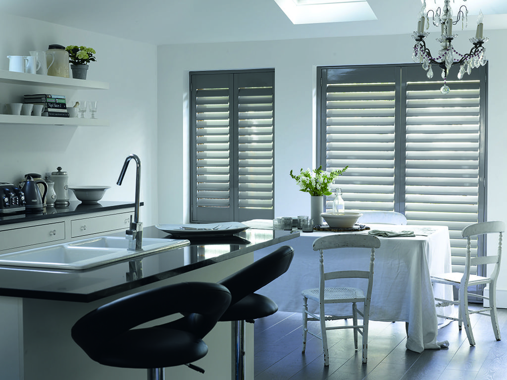 choosing the right kitchen window treatments interior shutters interior windows interior on kitchen interior with window id=81780