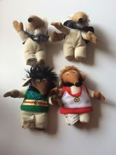 Mcdonalds Womble Soft Toys