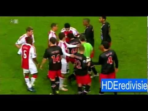 Historic moments: Suarez first bite we know of, Ajax-PSV