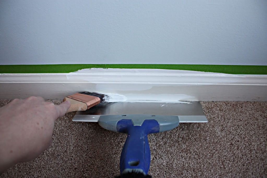 How to paint floor trim floor trim painted floors