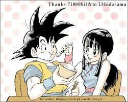 Resultado De Imagen Para Imagenes De Dragon Ball De Amor Goku Y Milk Dragon Ball Dragones Dragon Ball Z
