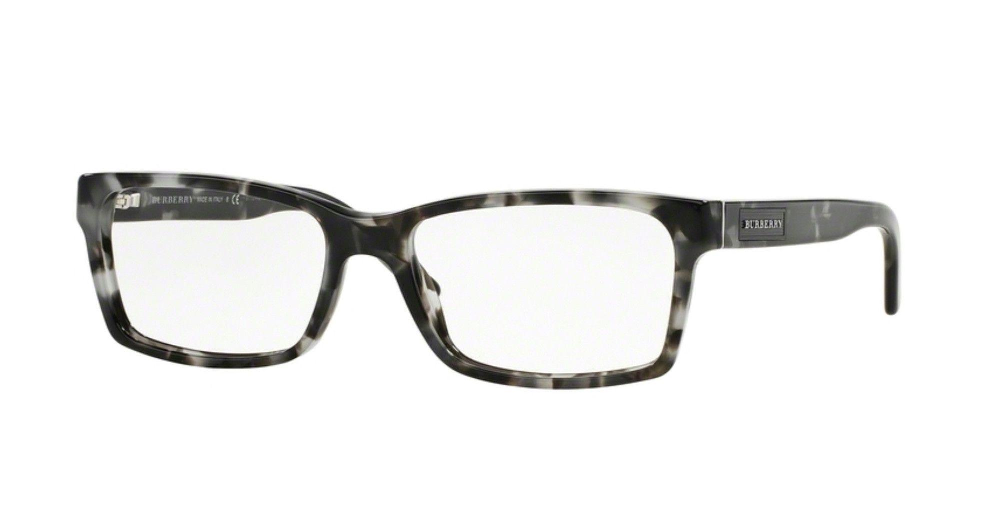 Burberry BE2108-3553 Grey Havana Frame | Havana and Gray