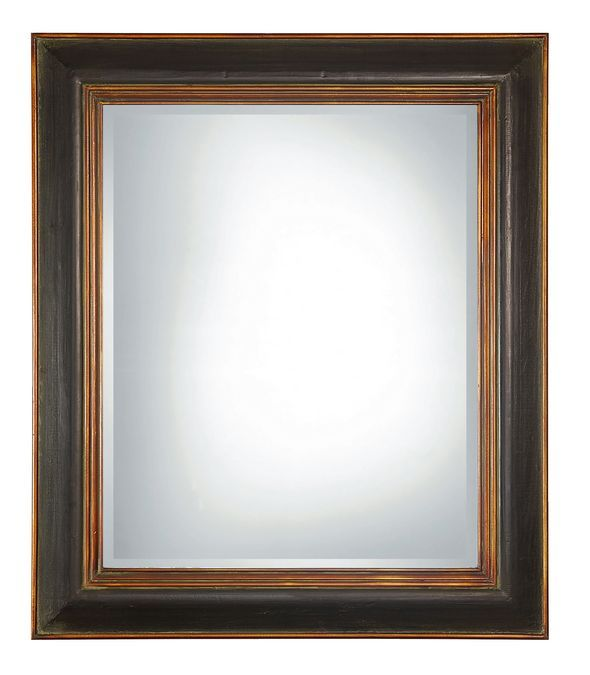 Fabiano Black Mirror from Uttermost (07023 B), $222.50
