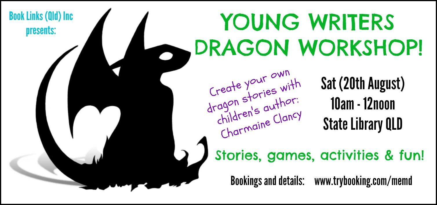 Brisbane writing workshop just for kids!