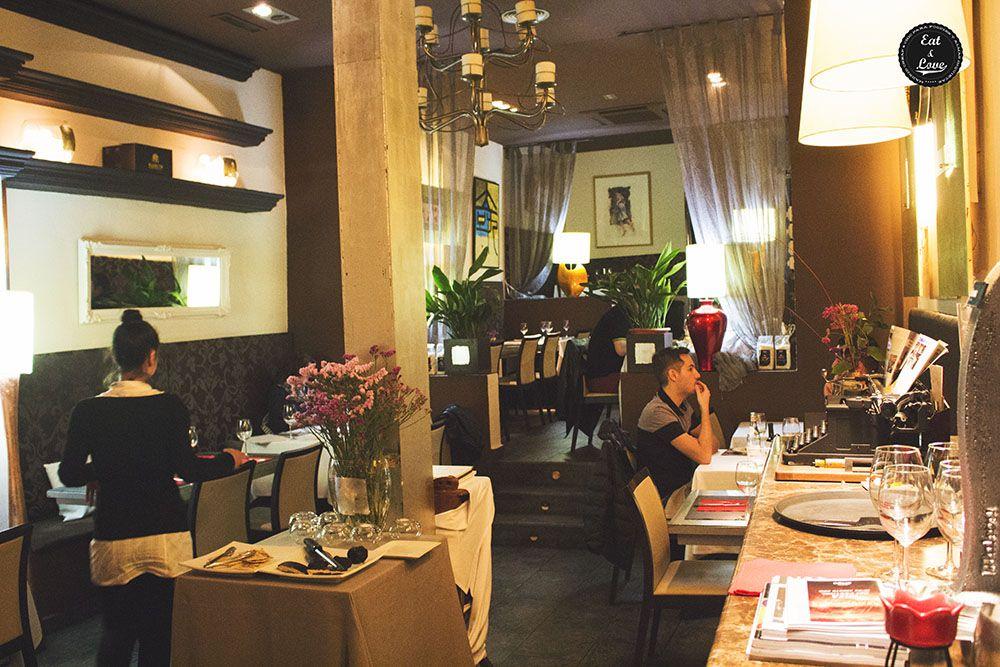 Restaurante italiano Gioia Chueca
