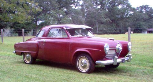 All American Сlassic Сars • 1951 Studebaker Champion DeLuxe 2-Door Starlight...