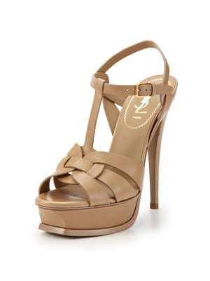Zapatos Ysl Tribute
