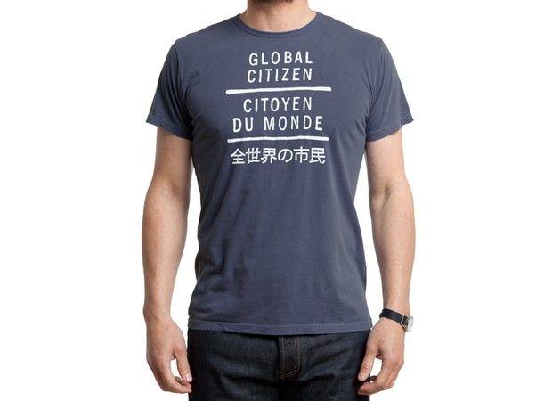 Global Citizen T-Shirt | Apolis