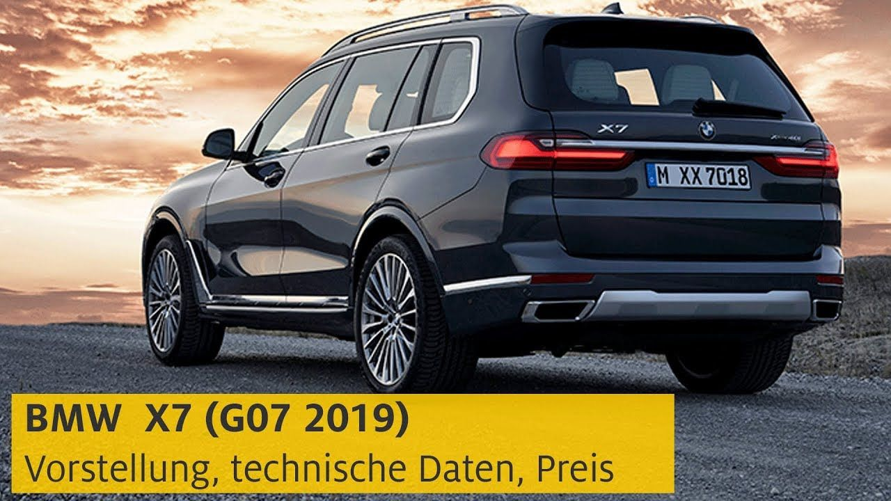 2019 Bmw X7 Suv Series Check more at http//www.bestcars