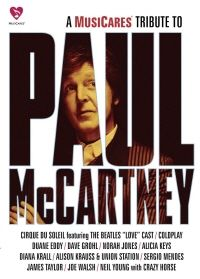 Paul McCartney: A MusiCares Tribute To Paul McCartney [DVD]
