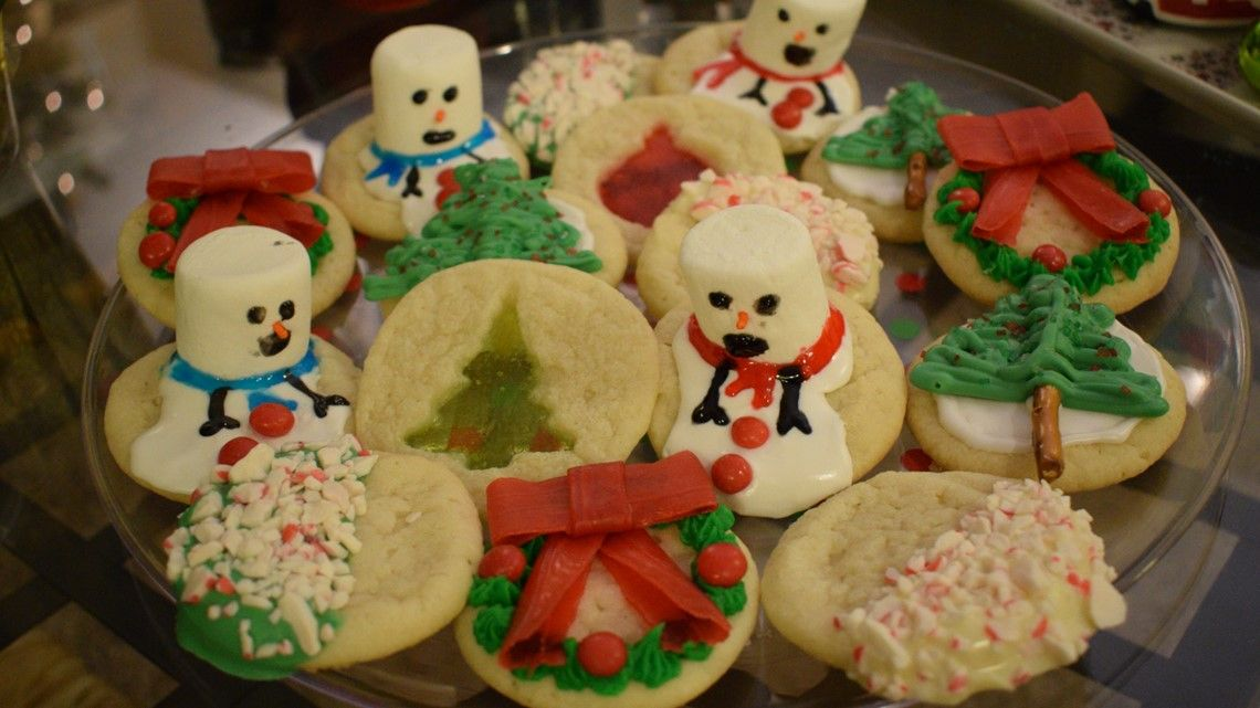 Easy, creative ideas to decorate cookies for Christmas