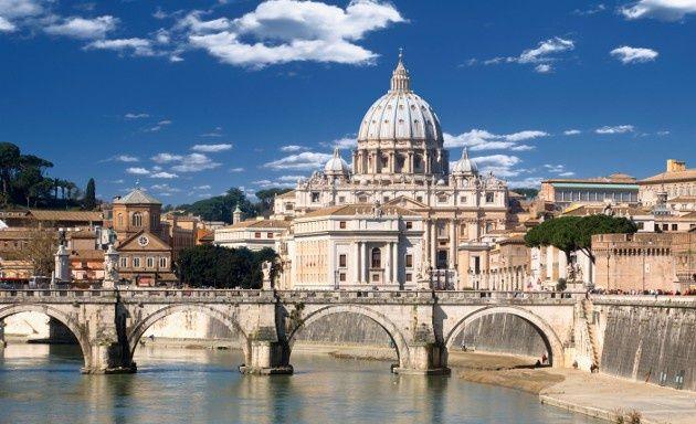 Italia Basilica De San Pedro Italia La Basilica