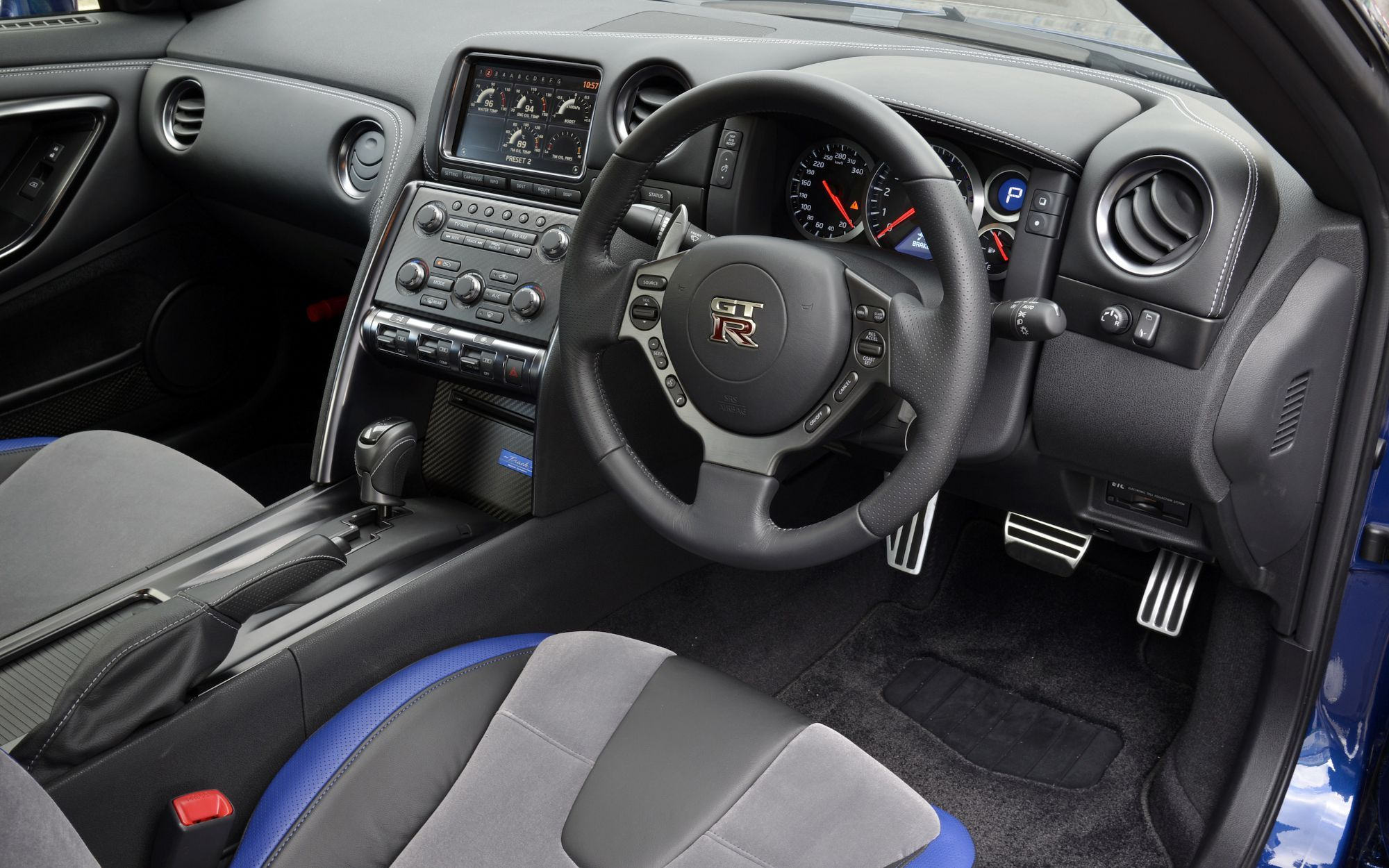 Nissan Gtr Interior >> Nissan Gtr Interior Google Search Gtr Nissan Gtr R35