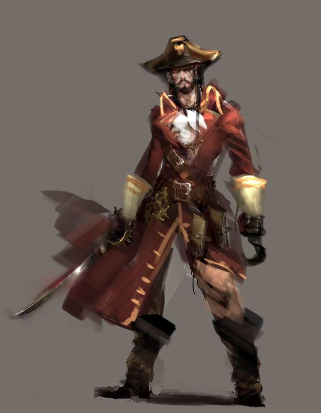 pathfinder pirate - Google Search