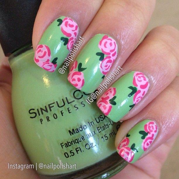 Instagram photo by nailpolishart #nails | nails ♡ | Pinterest ...