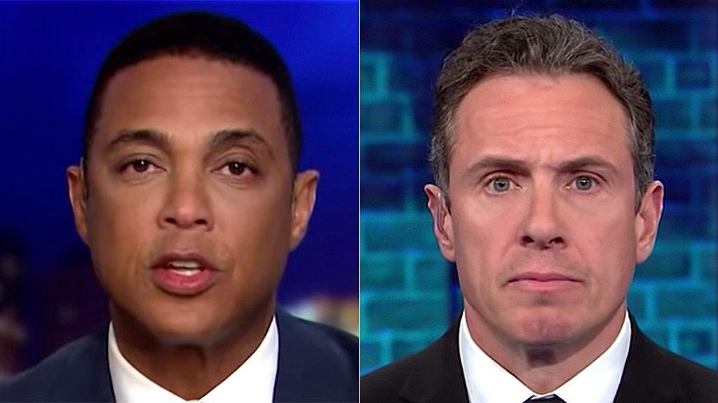 Lara Logan calls out CNN anchors Don Lemon and Chris Cuomo