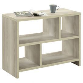 Northfield Console Table in Weathered White