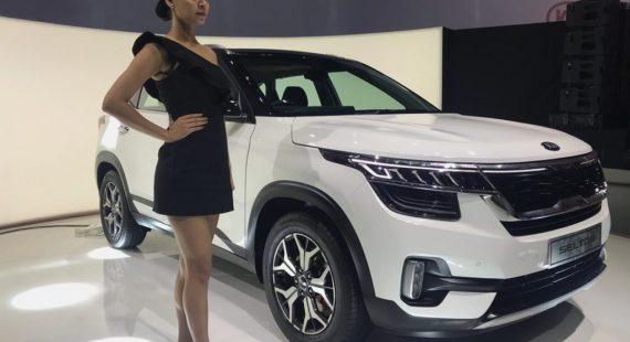 This How The New 2020 Kia Seltos Looks Like The Cars