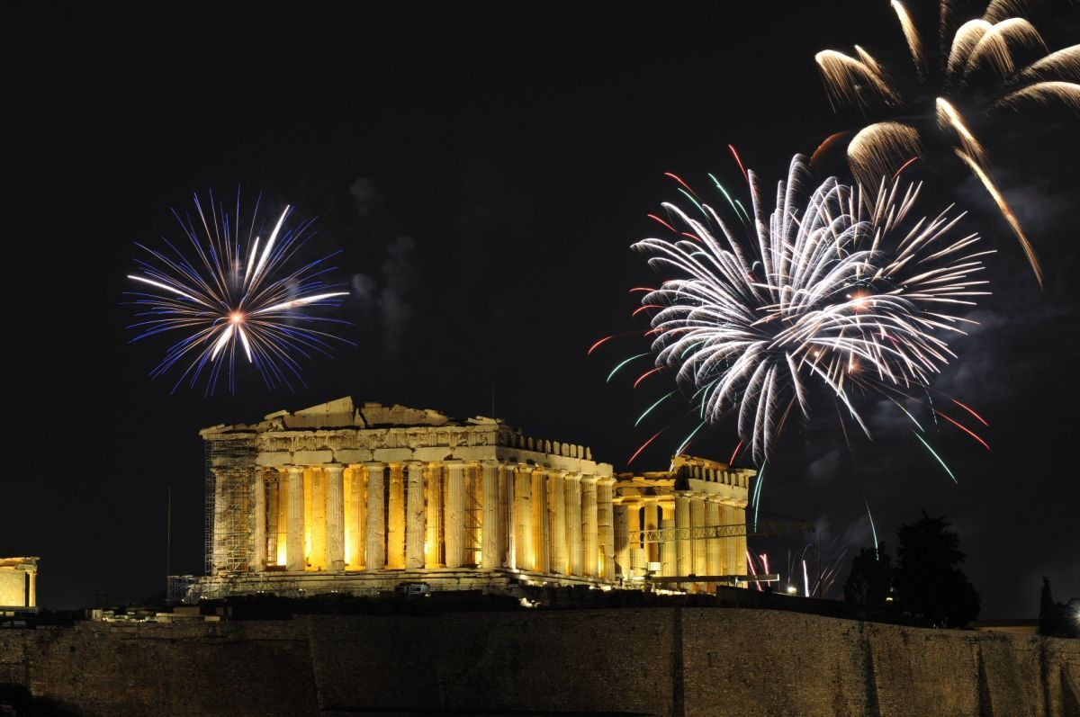 Athens to Ring in New Year at Thissio Athens, Greece