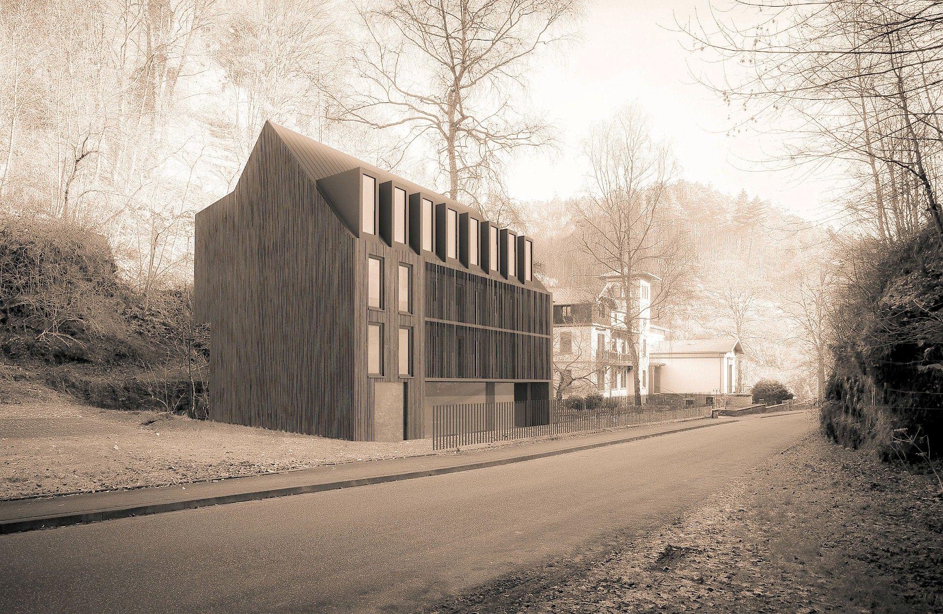 Architekt Kaiserslautern bayer strobel architekten villa denis x