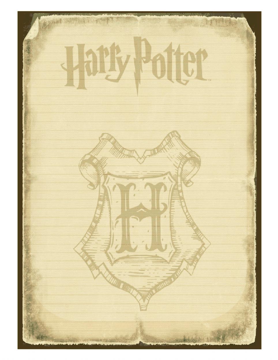 Harry Potter Invitation | Harry Potter Party Planning | Pinterest ...