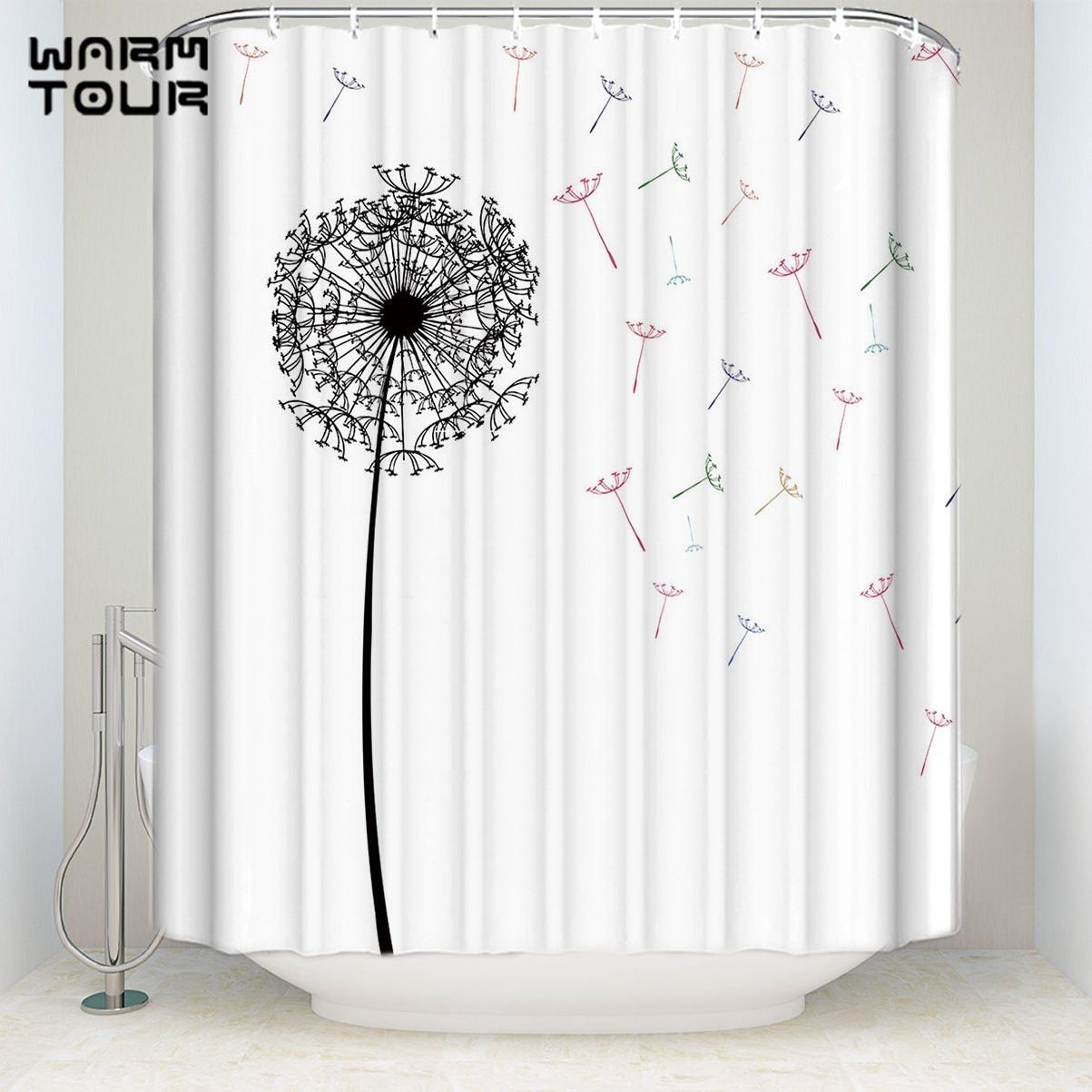 11 Smart Designs Of How To Craft Extra Long Grey Shower Curtain