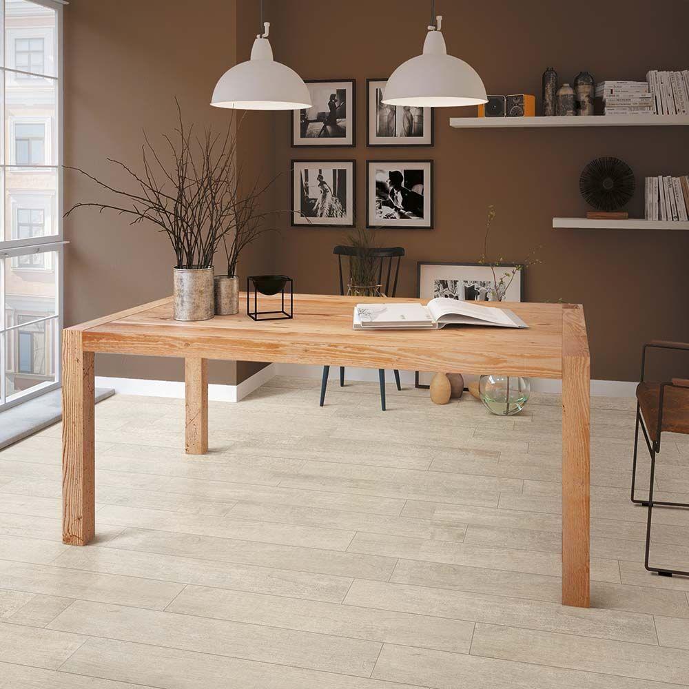 Bathroom Floor Tile: Corso Italia Selva Arctic 6 In. X 36