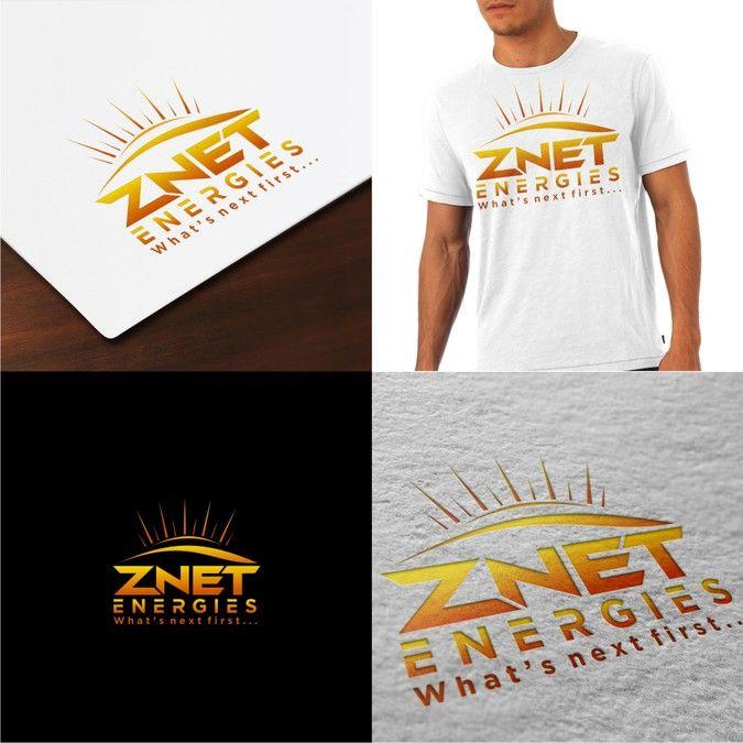 Zero Net Energy logo... by J E S S I C A