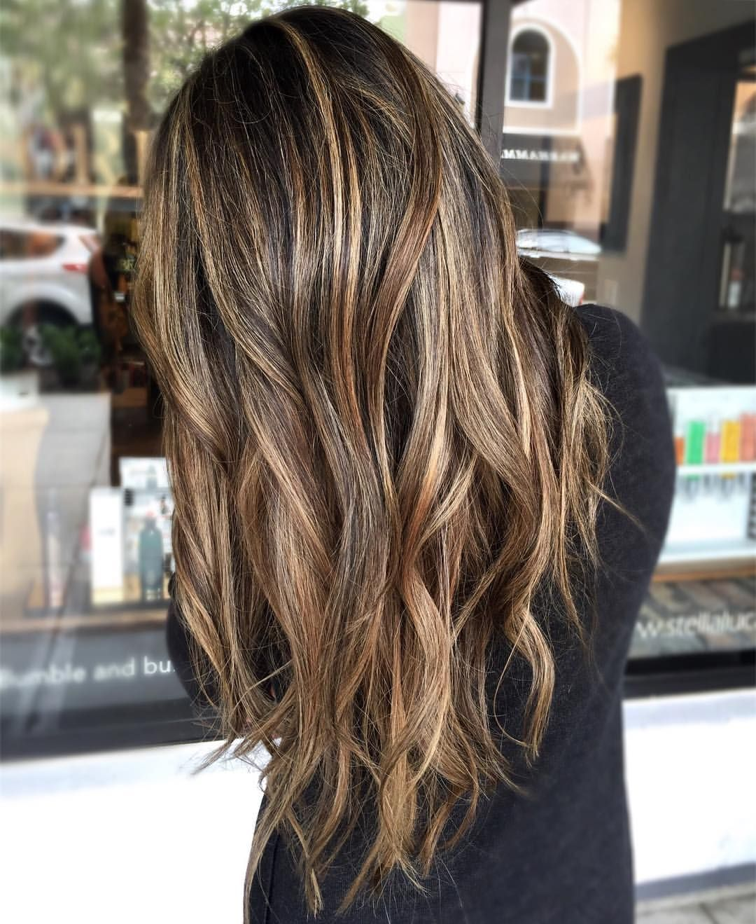 Bronde At Stella Luca Salons Winter Parks Balayage Hair