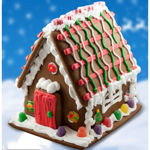 Love Lucia\u0027s Parties - Gingerbread House Parties, Gingerbread House