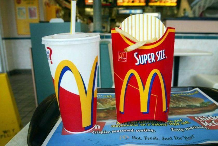 The Most Disastrous Fast Food Menu Fails of All Time   Fast food menu, Fast  food, Food menu