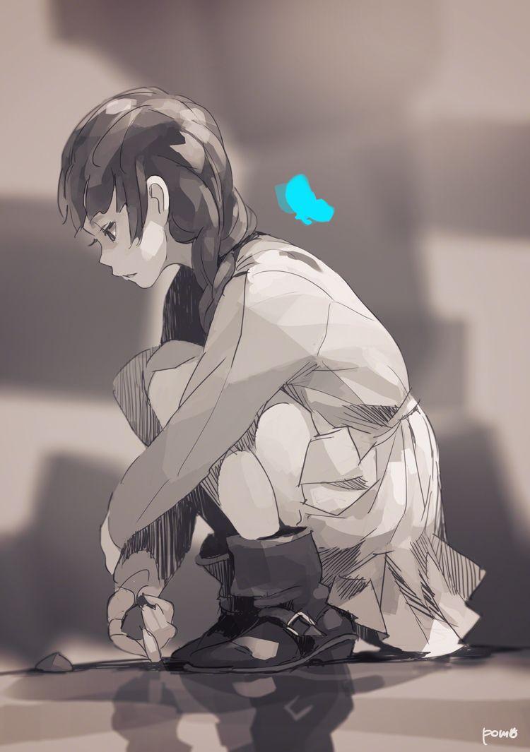 Http Pomodorosa Tumblr Com ged Illustration Ilustracao Desenhos Anime