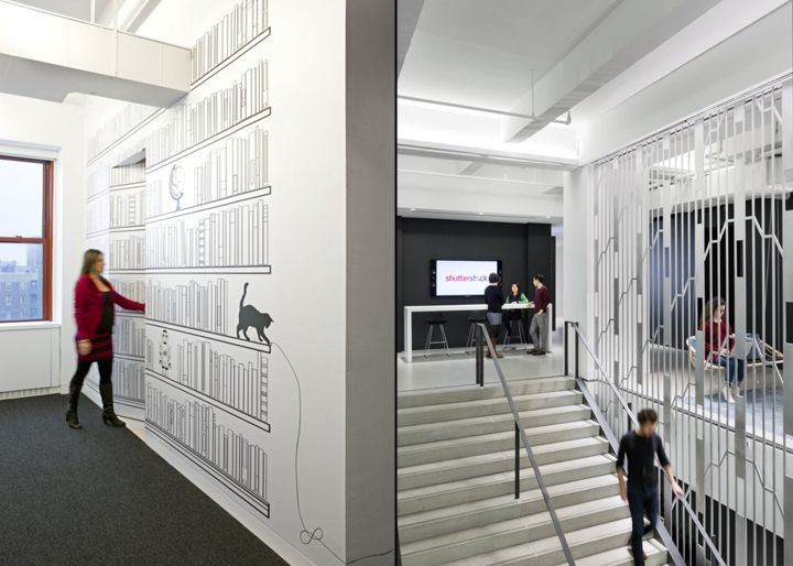 Shutterstock office, New York City office 2