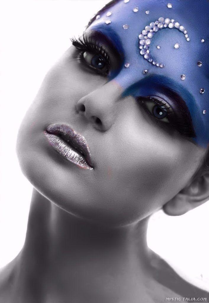 Avant Garde Makeup on Mystic Talia http://mystictalia.com/avant-garde-makeup/#sg11