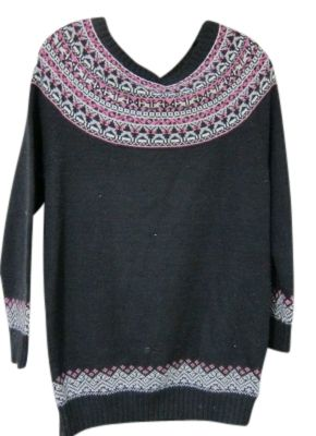 Shop my closet!! Express Oversized Great With Leggings Sweater