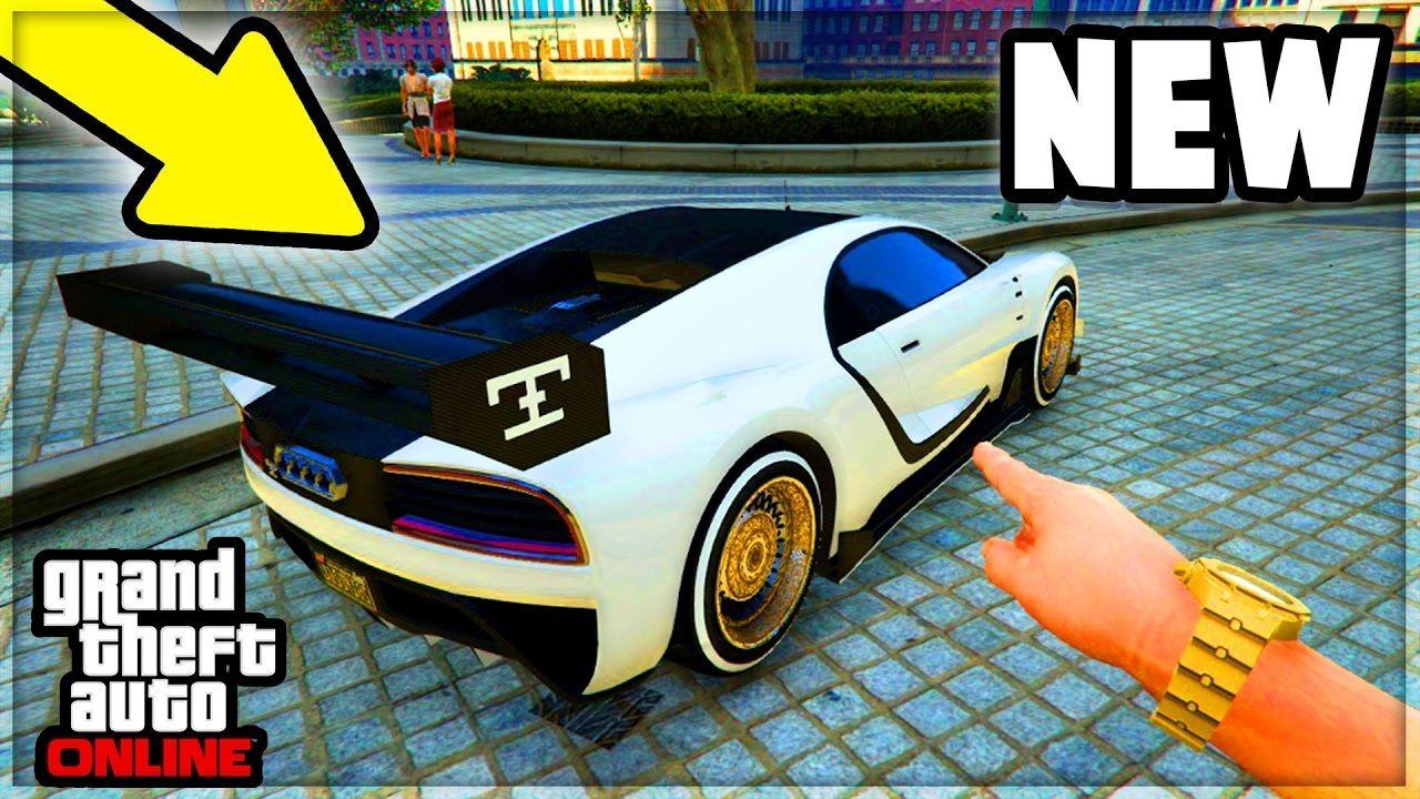 GTA ONLINE IMPORT/EXPORT DLC - NEW VEHICLE
